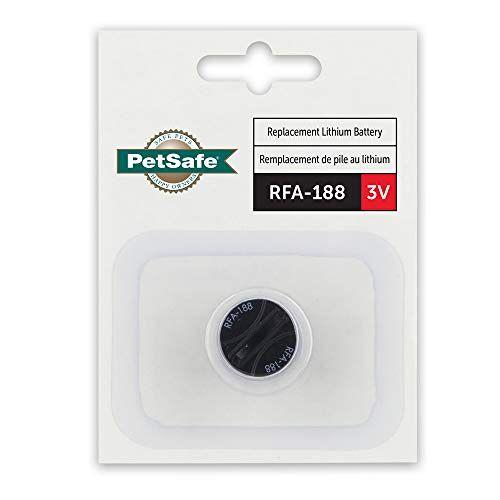 PetSafe 3 volt lithiumbatterij, reservebatterij voor  halsbanden, enkelverpakking