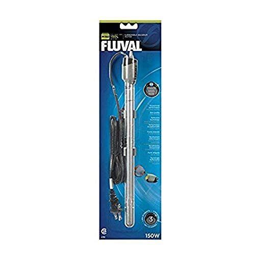 Fluval M Aquariumverwarming, 150 Watt, 150 l, metallic