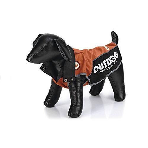 Beeztees Hondenregenjas Outdog, 31 cm, Oranje