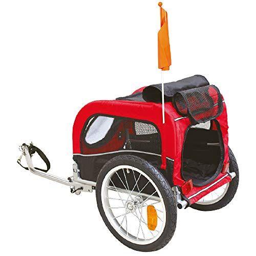 Croci fietsprijs aanhangwagen, 52 x 116 x 61 cm