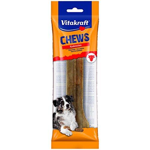 Vitakraft Chews Kauwbotten Natuur 5-pack, Kauwbot 22 cm, 1 Stuk
