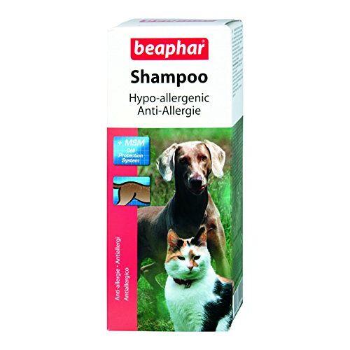 Beaphar Anti-allergische shampoo met MSM voor honden en katten, 200 ml