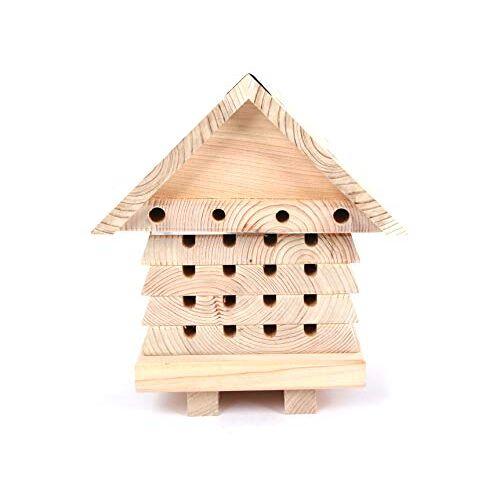 Wildlife World SBH2 eenzame bijenkorf, hout