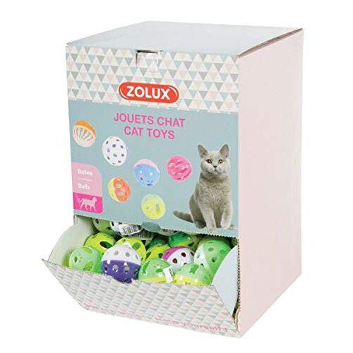 Materiel Zolux kattenspeelgoed, fantasieballen