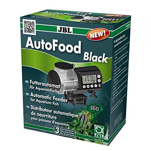 JBL 6061500, AutoFood, Voederautomaat Voor Aquariumvissen, Zwart