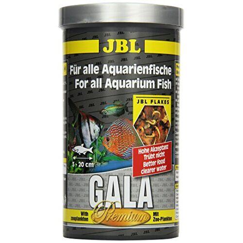 JBL Gala 40432 Premium compleet voer voor aquariumvissen, vlokken, 1 l