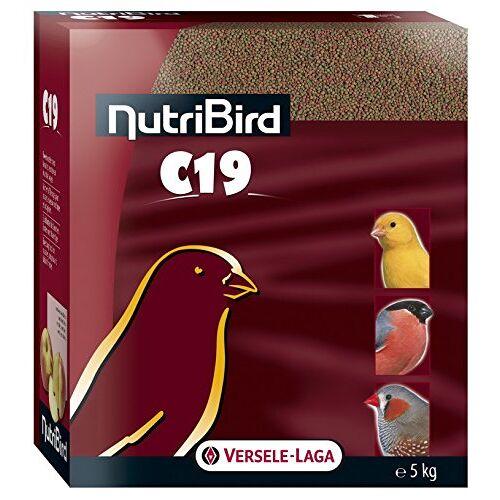 Versele-laga Versele A-16960 Nutribird C19 Canarische vogels, 5 kg