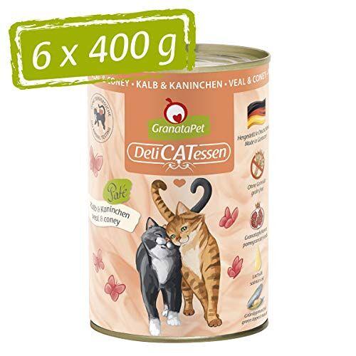 DeliCatessen kalf & konijntje, per stuk verpakt (1 x 400 grams)