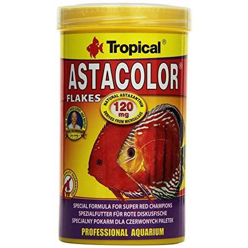 Tropical Astacolor, kleurbevorderende vlokkenvoering, per stuk verpakt (1 x 500 ml)