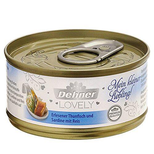 Dehner Premium Lovely kattenvoer, volwassenen, aanvullende voeding