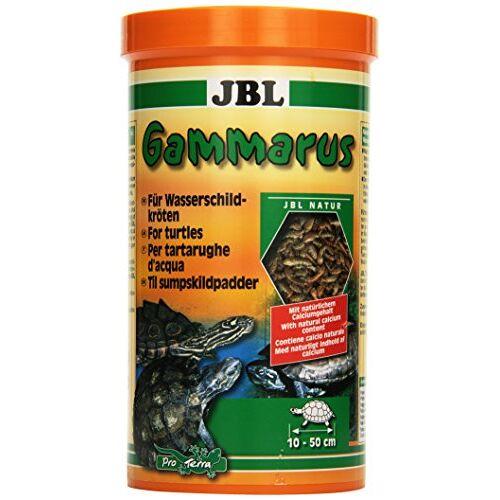 JBL Gammarus 70323 Aanvullende voeding voor waterschildpadden, 1 stuk (1 x 1 l)