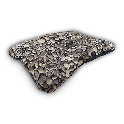 Camalaika hondenbed, stenen, maat L