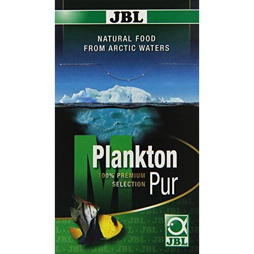 JBL PlanktonPur 30037 lekkernijen voor grote aquariumvissen, 8 sticks, 5 g