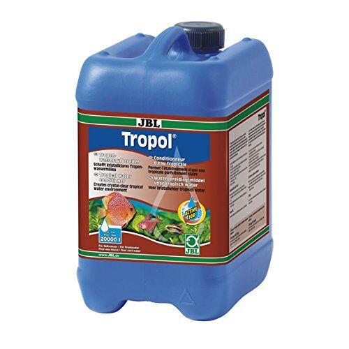 JBL Tropol 20055 Tropen-waterbehandeling voor zoetwateraquaria, 5 l