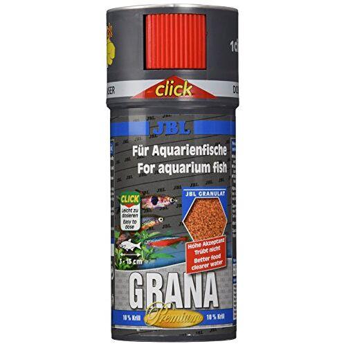 JBL Grana 40647 Premium complete voeding voor kleine aquariumvissen, granulaat 250 ml