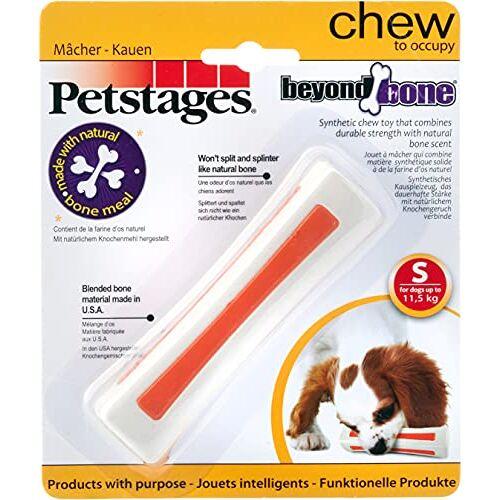 Petstages Beyond Bone Small, kauwspeelgoed voor honden, resistent speelgoed, S