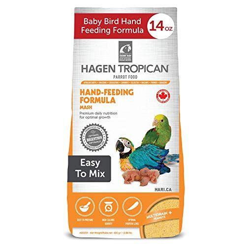 H-Ari Hari Tropican Hand voederformule, 400 g