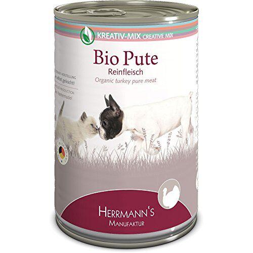Herrmann's Herrmanns Bio Poete 100 %, verpakking van 12 (12 x 400 g)
