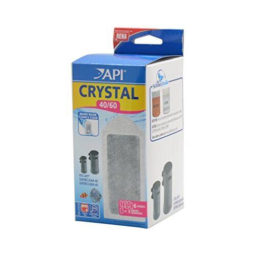 API Apl Accessoires voor Aquaristik Crystal 40/60 Box met 6 blikjes