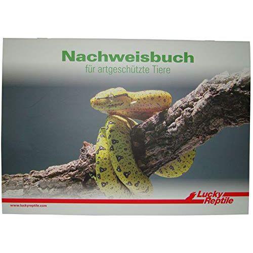 """Lucky Reptile NB-1 certificaat""""Artenbescherm"""