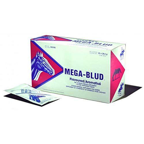 Mega Blud 8055320270093 enveloppen, 28,4 g, 30 stuks