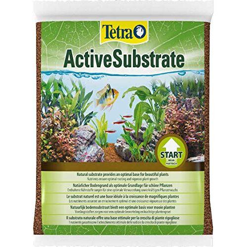 Tetra Active Substrate, Natuurlijke Aquariumsubstraat Van 6 Liter