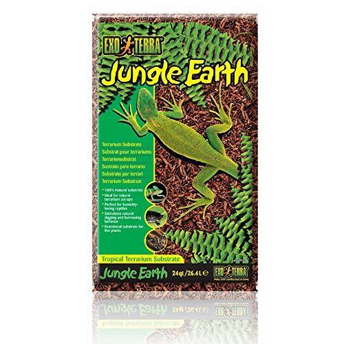 Exo Terra Jungle Earth Substraat 26,4 L