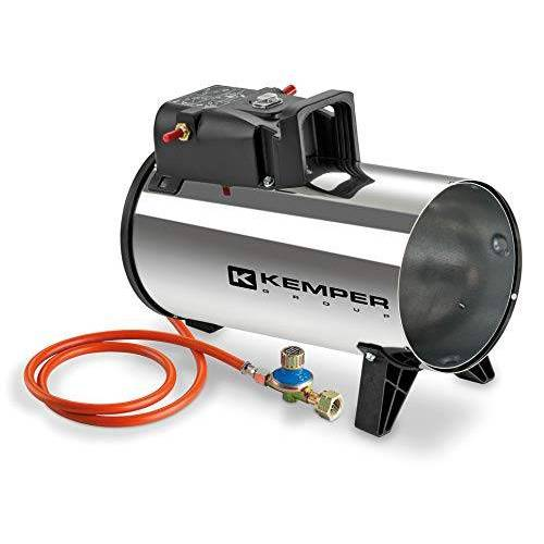 K KEMPER GROUP Gasgenerator hetelucht, metaal, medium