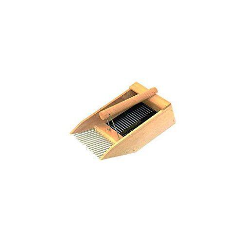 A+ Bessenkam bessenplukker van hout 248006