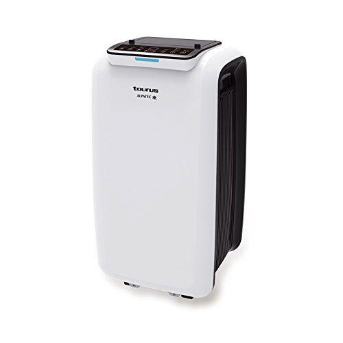 Taurus 280 KT ventilatierooster airconditioning, 990 W, 3 snelheden, timer 24 uur, wit