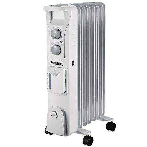 Mondial A14 radiator, staal