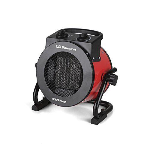 Orbegozo Radiator, 2000 W, zwart/rood