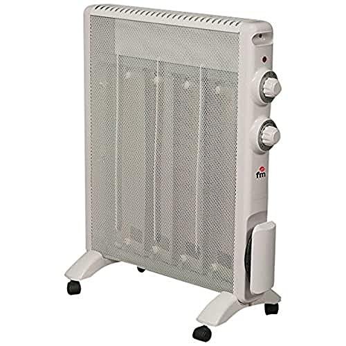 FM Verwarming rs-15 hal 1500 W wit radiatorkachel radiator, wit, rotatie, 230 V, 50 Hz, 1500 W)