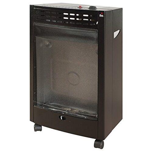 FM Verwarming el-4200 verwarming (zwart)