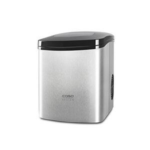 Caso 3304 IceMaster EcoStyle ijsblokjesmachine, 18/8 roestvrij staal, 1,7 liter, zilver