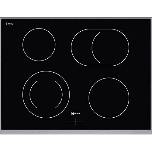 NEFF M14R72N2 Elektrische kookplaat N50/70 cm/kookplaat/keramische/keramische/roestvrijstalen frame