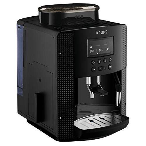 Krups Volautomatische koffiemachine 15 bar automatische reiniging zwart