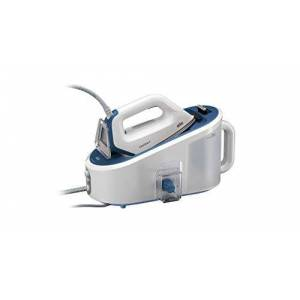 Braun CareStyle 5 stoomstrijkijzer IS 5145WH stoomstrijkijzer met FreeGlide 3D-technologie voor kreukvrije kleding, verticale stoom, stoomstoot 400 g/min, 2 l watertank, 2400 W, wit