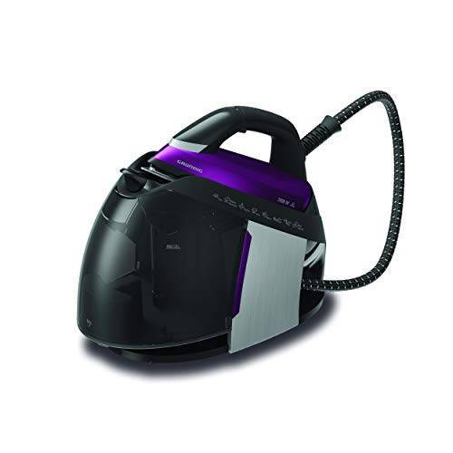 Grundig SIS 9870 stoomstrijkstations, violet/zwart/zilver