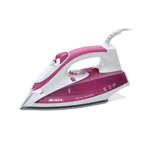 Ariete 2200 Watt Stoomstrijkijzer, Roze