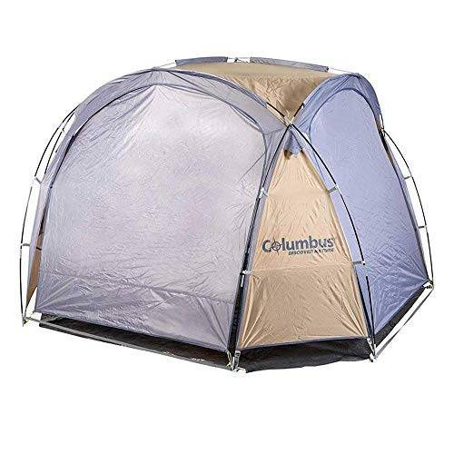 Onbekend Columbus Shadow Shelter tent voor bergbeklimmen, bergbeklimmen en trekking, uniseks, volwassenen, meerkleurig, eenheidsmaat