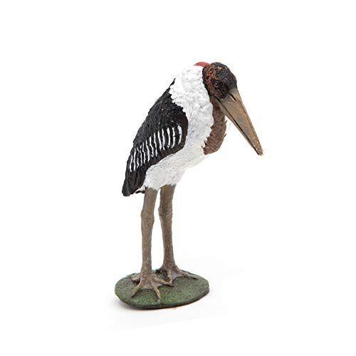 Papo 50170 Afrikaanse Marabu, spel, meerkleurig