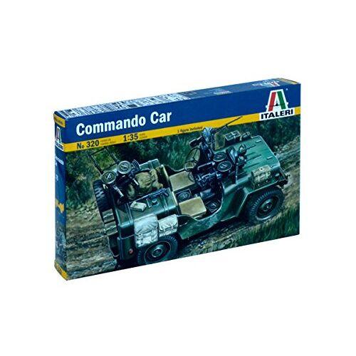 Italeri 0320S Commando Auto