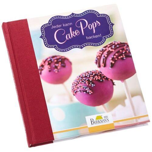 RBV Birkmann Birkmann 707016 CakePop boek Iedereen kan CakePops bakken!