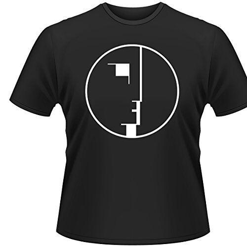 PH5399XL Plastic Head Bauhaus Logo T-shirt met korte mouwen voor heren zwart XL