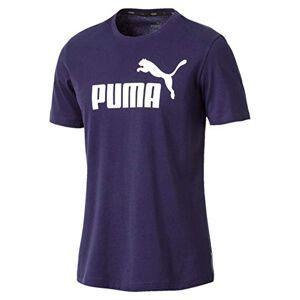851740_Peacoat_L T-Shirt-Mouwen Man Essentials