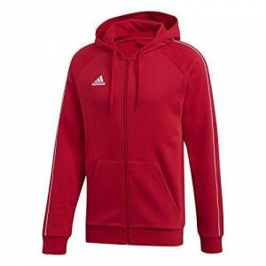 FT8071 adidas Heren Core18 Fz Hoody Sweatshirt