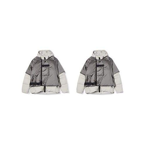 FT2420 adidas Heren C.r. dubbele jas mannen dubbele jas