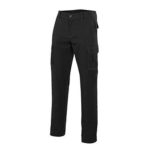 103001/C0/T48 Velilla 103001 meerzakbroek (maat 48) kleur zwart