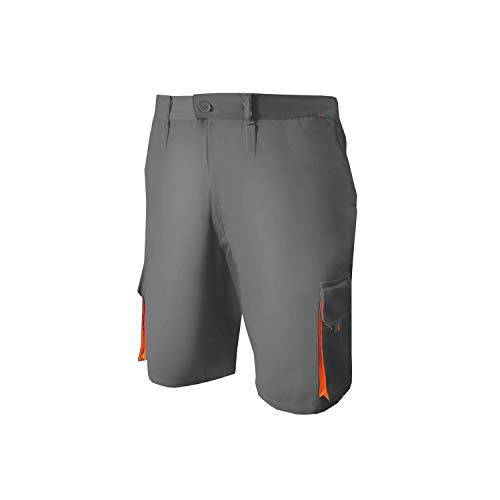 MZ-8721 MISEMIYA heren Pantalon Trabajo Multibolsillo Corto werkshorts